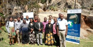 GIS for Water Resource Management Workshop in Tanzania