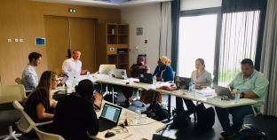 SERVIR Communication Experts Converge in Dakar for Technical Exchange