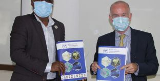 RCMRD-WFP Sign Agreement to support Hazard Analysis and Mapping in Wajir County