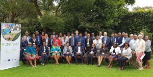 RCMRD at BIOPAMA Regional Inception Workshop for Southern Africa
