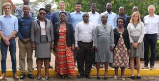 NELGA Land Data Platform Project Inception workshop