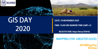 Registration for GIS Day 2020 is Open