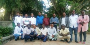 RCMRD commences implementation of Ethiopia Crop Monitor