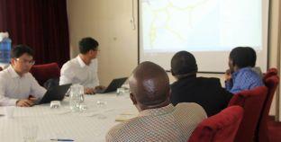 LASAC Delegation Visits RCMRD