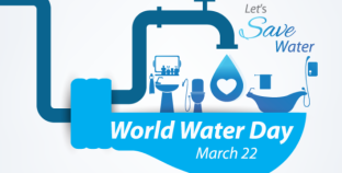 Providing the source of life on World Water Day