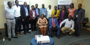 Rwandan Officials trained on Land use Decision support System (LUDSS) tool