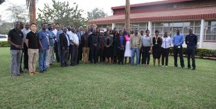 2018 AFREF and GNSS data processing Conference held at RCMRD
