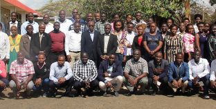 Kenyan Teachers Oriented in Preparation for RCMRD Space Challenge 2019