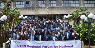 African countries meet to explore climate change technologies