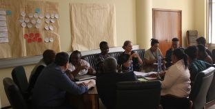 GMES and Africa Communications Experts Present Results of Their Efforts