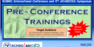 Apply now for RIC2019 Pre-Conference Trainings