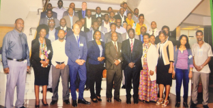 Workshop on effective land administration in Africa