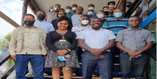 Mozambique Server Installation and Mobile Data Collection Training