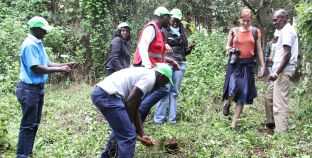 RCMRD marks World Environment Day with focus on banned plastics