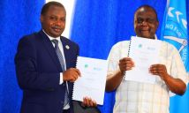 RCMRD, Drought Monitoring Authority, ink deal to boost E.O. monitoring
