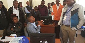 RCMRD Conducts County Spatial Planning Training