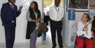 USAID Kenya and East Africa Environment Office Chief Visits RCMRD